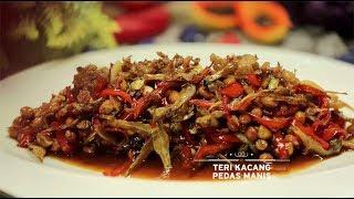 Chef's Table - Teri Kacang Pedas Manis