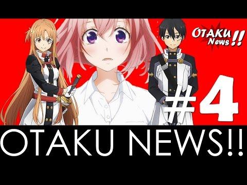 Otaku News!! Edición #4 (2016) - Noticias de Anime y Manga.
