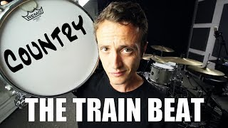 The Train Beat | Country Drumming - Daily Drum Lesson