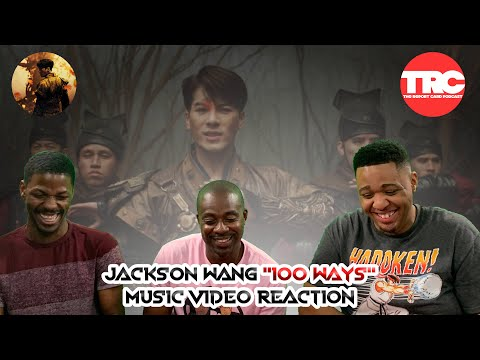 "Jackson Wang ""100 Ways"" Music Video Reaction"