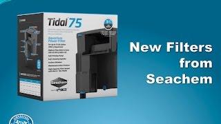 Product Review:  Seachem Tidal 75 Power Filter Fincasters Episode 163