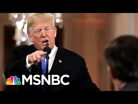 Judge Sides With CNN, White House Must Restore Acosta Press Pass | Hallie Jackson | MSNBC