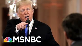 Judge Sides With CNN, White House Must Restore Acosta Press Pass | Hallie Jackson | MSNBC