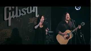 Live from Gibson Guitar Austin - The Civil Wars - Forget Me Not