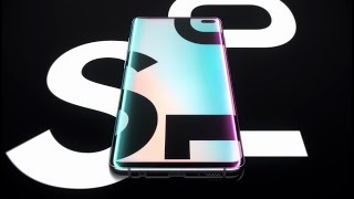 Galaxy S10: Official Introduction