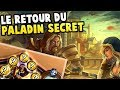 LE PALADIN SECRET DU BOIS MAUDIT