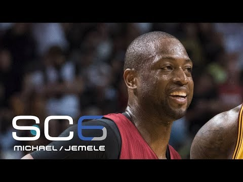 Dwyane Wade will sign with Cavaliers | SC6 | ESPN