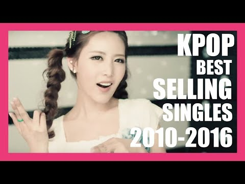TOP30 BEST SELLING KPOP SONGS 2010-2016 IN SOUTH KOREA