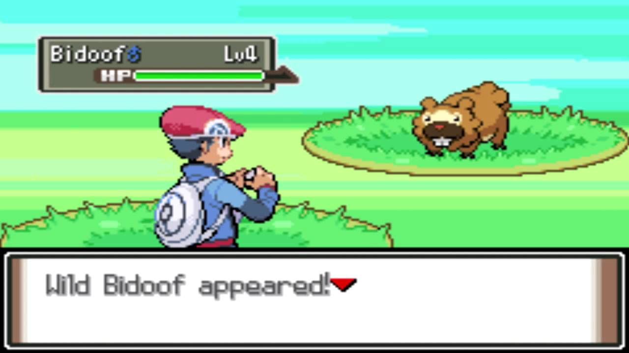 Pokémon: Battle! Wild Pokémon! (Sinnoh) [FRLG Soundfont ... A Wild Pokemon Appears