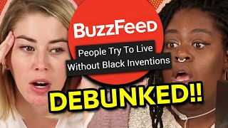 Debunking Buzzfeed's 'People Try To Live Without Black Inventions'
