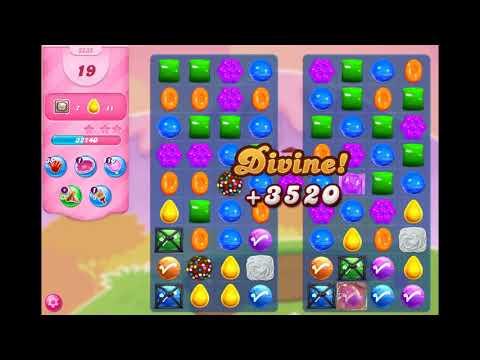 Candy Crush Saga - Level 3235 ☆☆☆