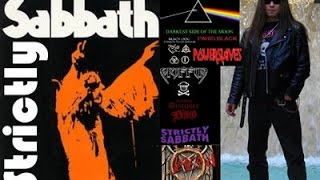 "2 of 6 - ""Strictly Sabbath"" performing ""Tomorrow"