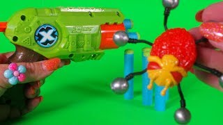 Zuru X-Shot Bug Attack Predator Toy #Unboxing