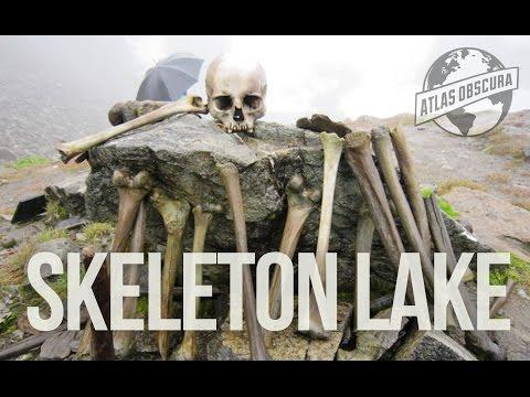 Skeleton Lake   100 Wonders   Atlas Obscura