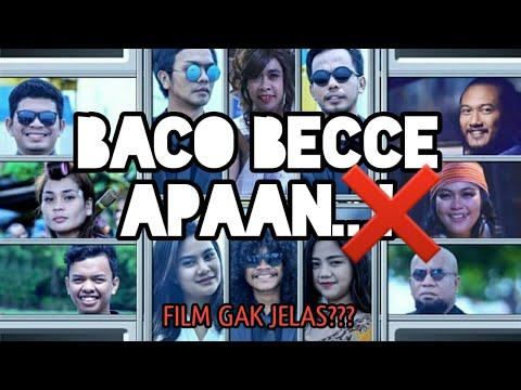 CUAP-CUAP BACO BECCE || FILM LOKAL MAKASSAR - BY ART2TONIC