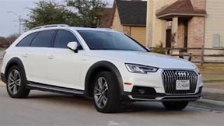 2017 Audi A4 allroad (B9):  Top Five Favorite Features