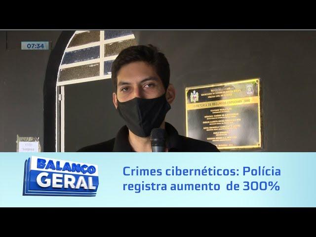 Crimes cibernéticos: Polícia registra aumento de 300% em Alagoas
