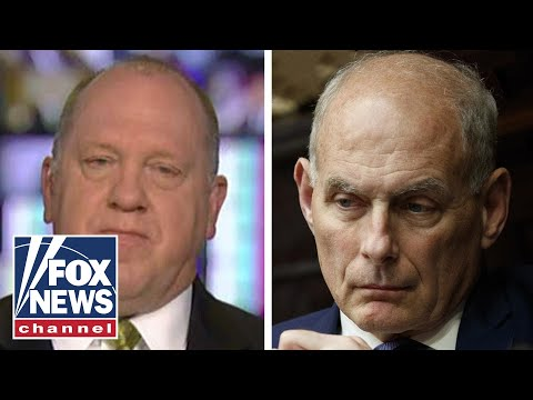 Tom Homan: John Kelly an American hero, true patriot