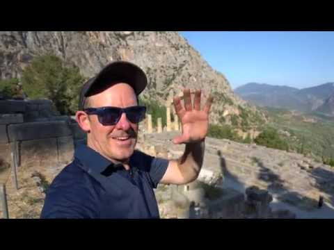 What is Your Most Important Question? Video from the Oracle of Delphi