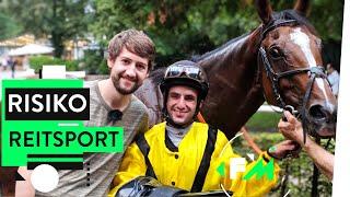 Extremsport Pferderennen: Hungern und Schwitzen für den Sieg?