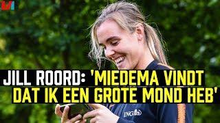 'Rebelse' Jill Roord Oneens Met Wiegman: 'Ik Zou Mezelf Opstellen'