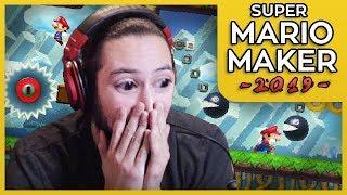 2019 AND I STILL ATTEMPT SUPER EXPERT - SUPER MARIO MAKER