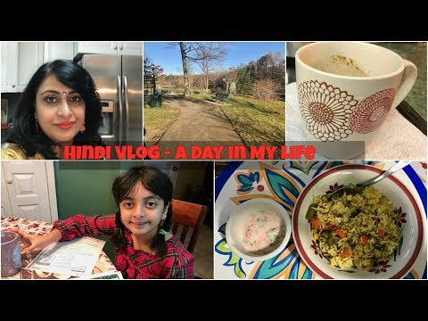 Hindi Vlog - What I did This Tuesday | Simple Living Wise Thinking