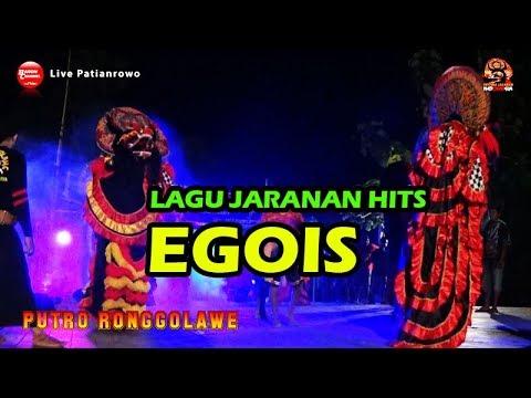 Lagu Jaranan Hits EGOIS Versi Putro Ronggolawe