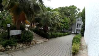 Обзор отеля Larisa Beach Club Side HV1 и его окрестностей. Турция, Сиде.