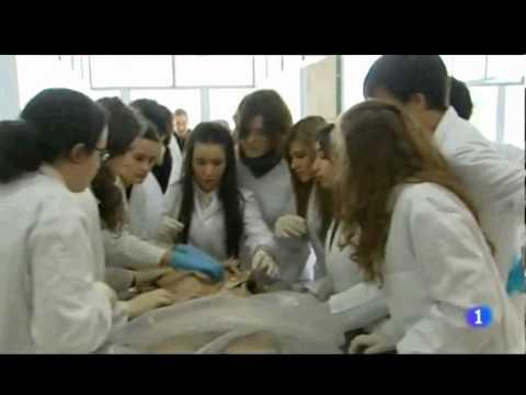 Medicina UPV EHU telediario TVE 02-03-2013