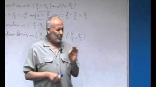 Conics in Polar coordinates -2