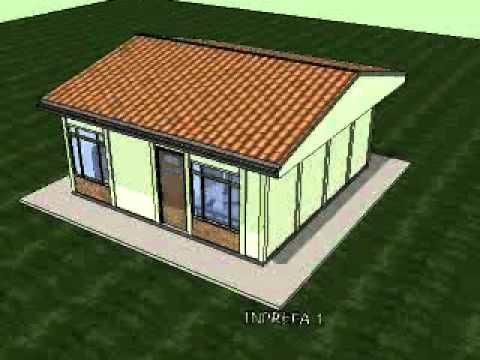 Casa 36 m2 youtube for Decoracion de casas de 36 metros cuadrados