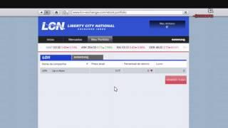 Como investir na bolsa de valores LCN - GTA V (Leia a descrição)