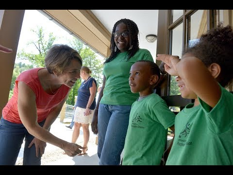 AG Maura Healey touts $300,000 grant funding for youth summer jobs