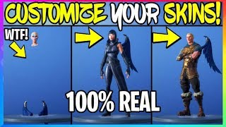 *LEGIT* Customize ANY SKIN Glitch (Invisible Body & More) Fortnite! (Fortnite Glitches) Leaks