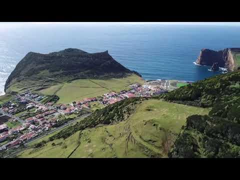 Vila das velas são Jorge Açores