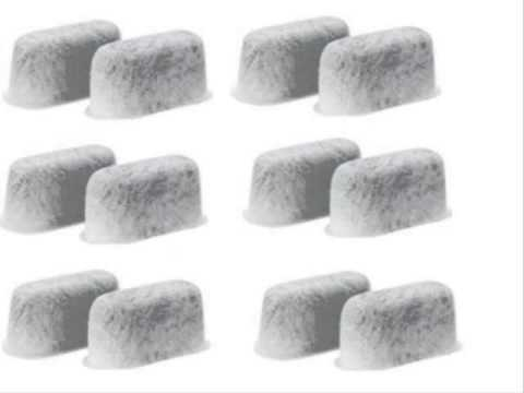 Best Seller 12 Replacement Charcoal Water Filters For Cuisinart Coffee Machine2