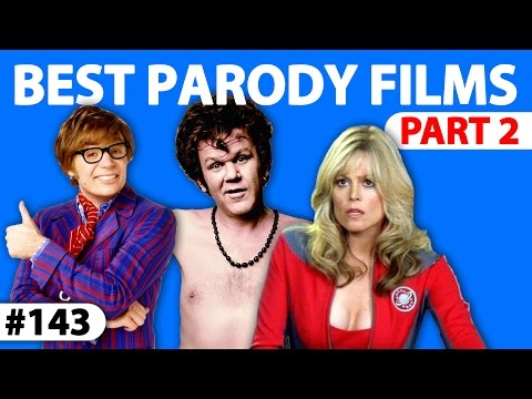 Top 10 Best PARODY Movies (Part 2)