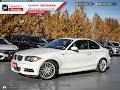 2009 BMW 135i coupe - Harmony Honda - White - 19370A - Kelowna, BC