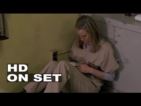 Orange Is The New Black: Season 2: Behind The Scenes (Complete Broll) Taylor Shilling
