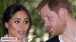 Royal Feud EXPLODES As Prince Harry & Meghan Markle Step Down From Royal Family!