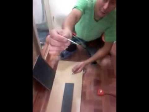 Как обрезать плитку без плиткореза How to cut tile without tile