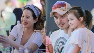 Dingdong Dantes at EX na si Karylle Nagkita sa Birthday Party  ng Anak ni  Sunshine Dizon !
