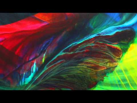 Abstract Instrumental Music Colour of Number 9