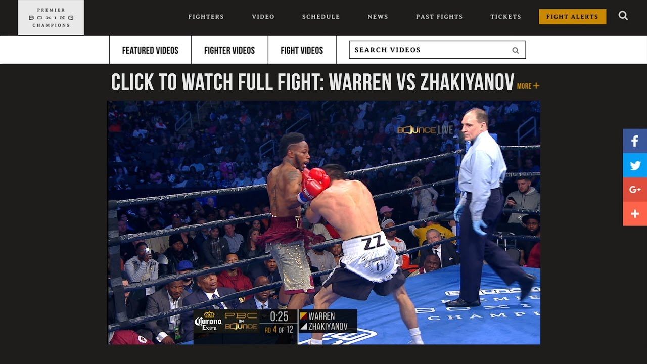 Warren vs Zhakiyanov FULL FIGHT PREVIEW: February 10 - PBC on Bounce