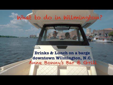 Video Anne Bonny's Bar & Grill/Wilmington NC Riverwalk