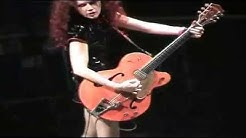 THE CRAMPS LIVE ASTORIA 2003 part 7   (surfin bird)