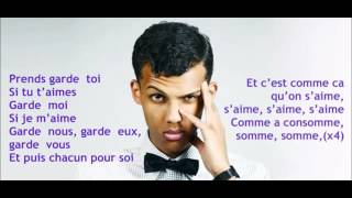 CARMEN   STROMAE paroles