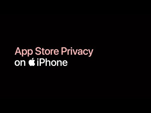 IPhone — App Store Privacy — Apple