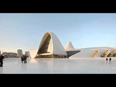 National Architecture Week: Zaha Hadid's Heydar Aliyev Center